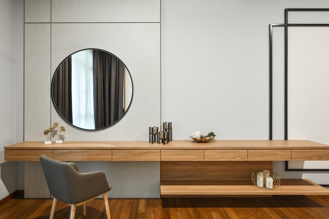 The Pearl Residence, KLCC by Blaine Robert Design Sdn. Bhd.