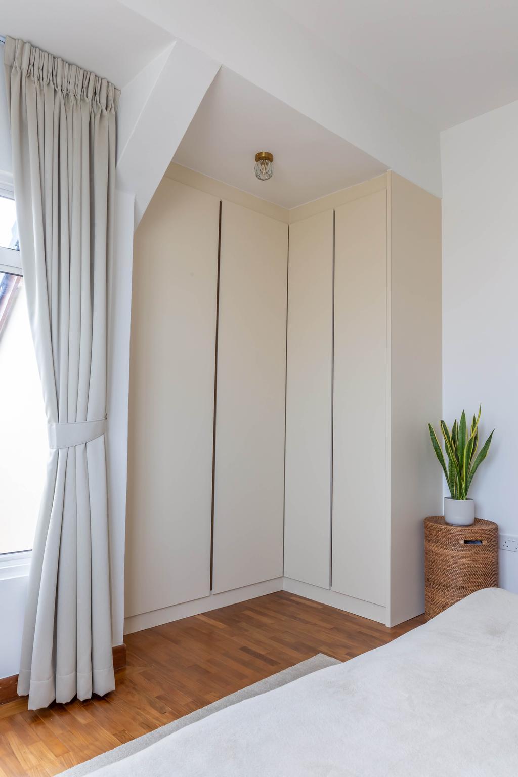 Modern, Condo, Bedroom, Chelsea Lodge, Interior Designer, Inizio Atelier, Minimalistic