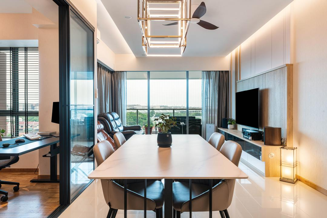 Double Bay Residences by A Blue Cube Design