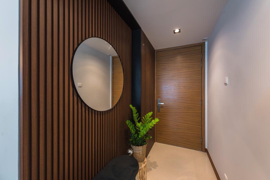 Twin Regency, Stylemyspace, Contemporary, Scandinavian, Living Room, Condo