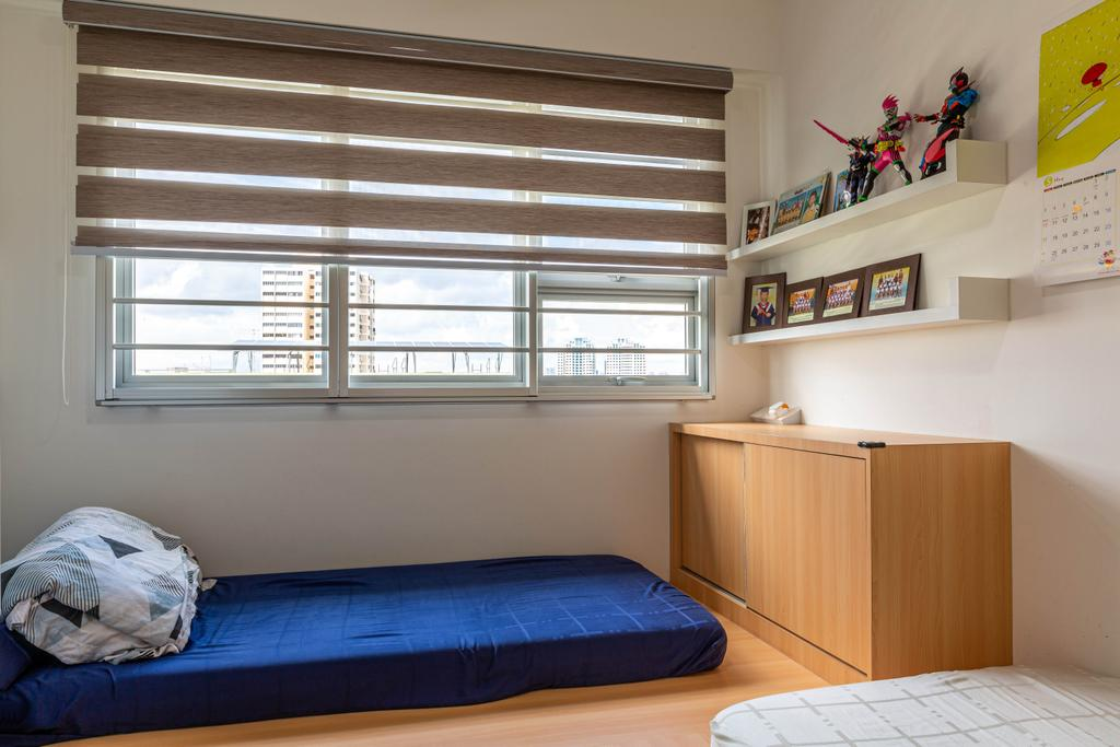 Modern, HDB, Bedroom, Ang Mo Kio Street 51, Interior Designer, Place to Relax