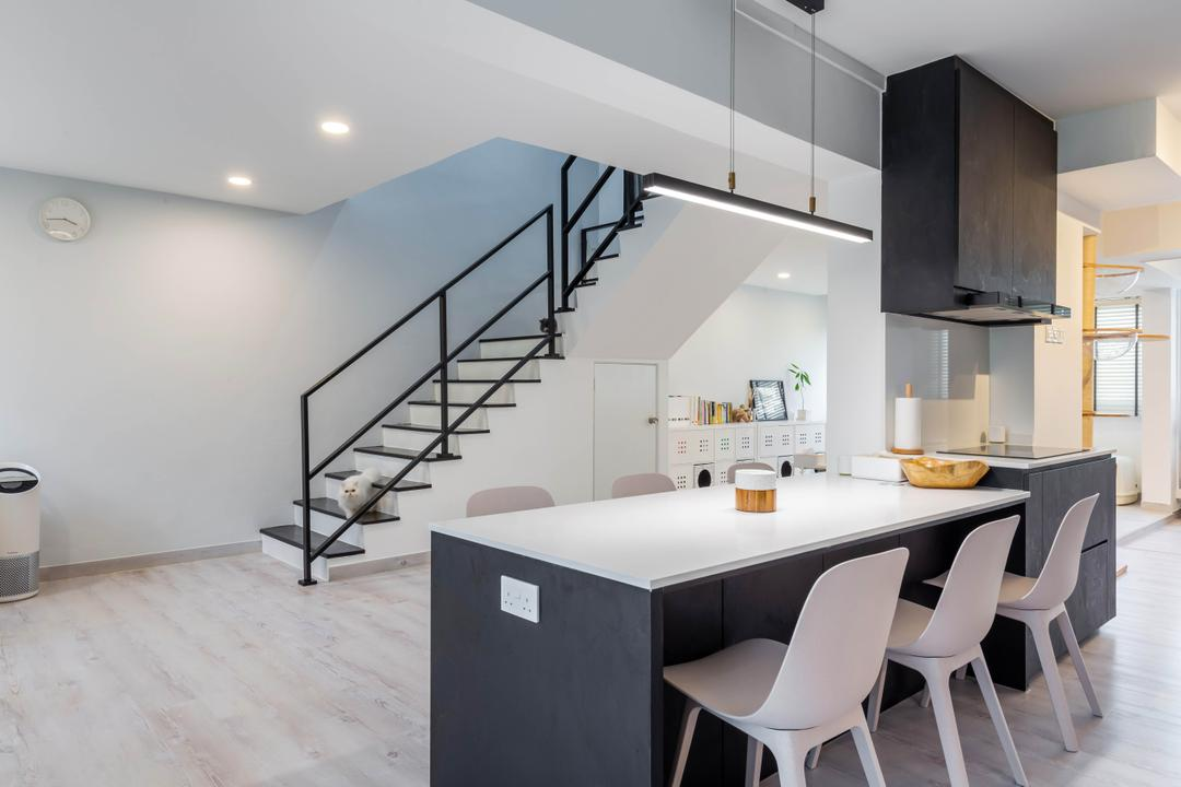 Tampines Avenue 5 by The I-Plan Studio