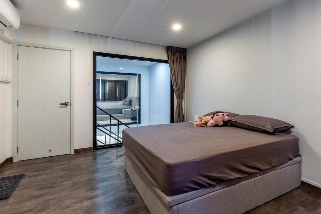 Modern, HDB, Bedroom, Tampines Avenue 5, Interior Designer, The I-Plan Studio, Scandinavian