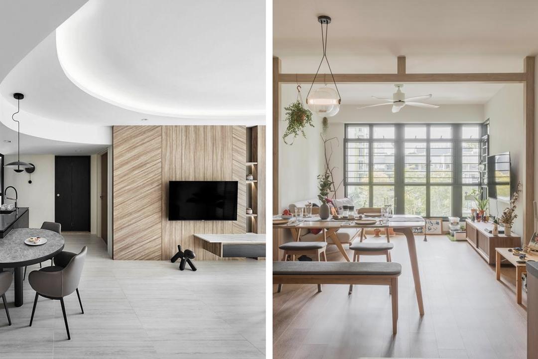 Bidadari HDB flat ideas renovation interior design 24