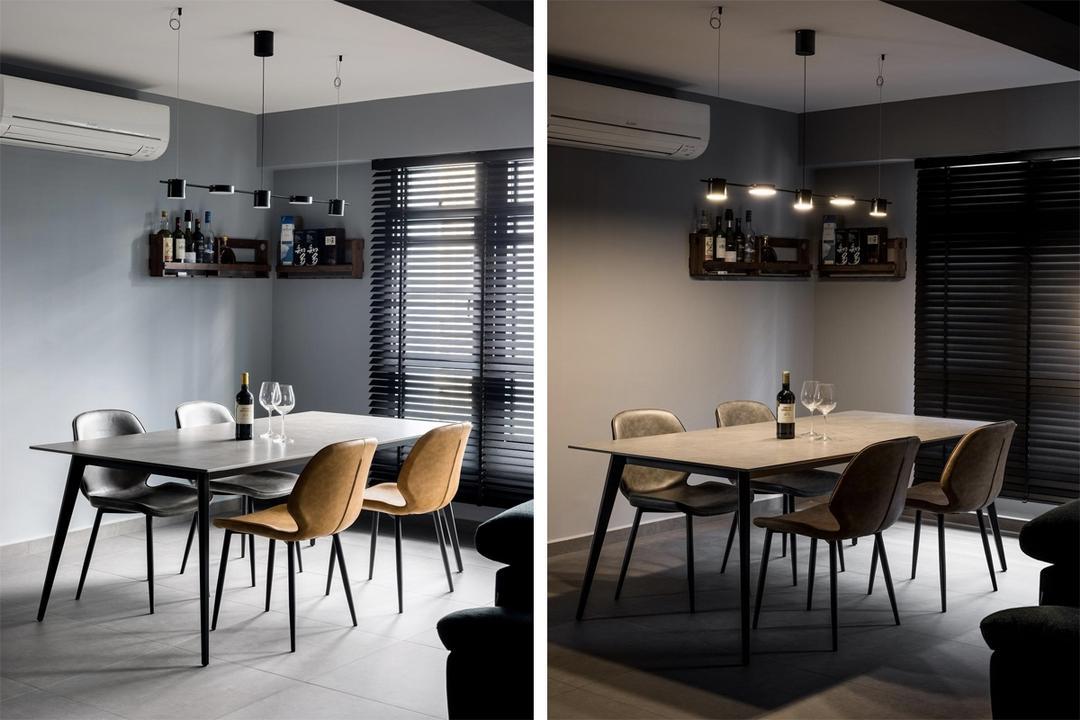Bidadari HDB flat ideas renovation interior design