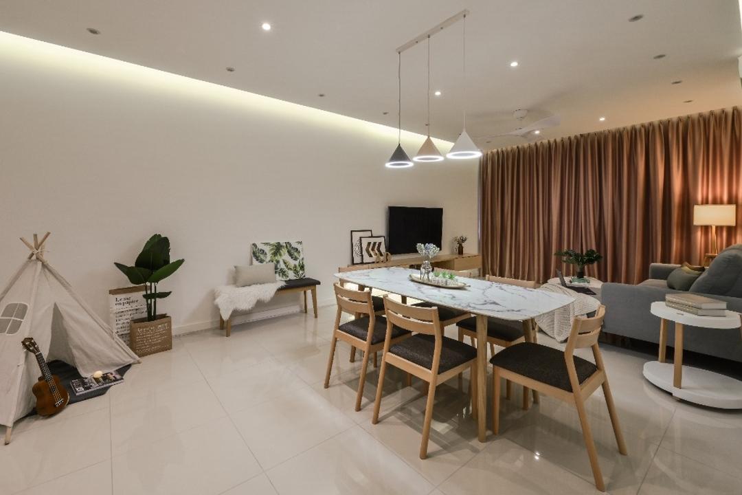 WestSideIII, Desa Parkcity by Amaze Design Sdn Bhd
