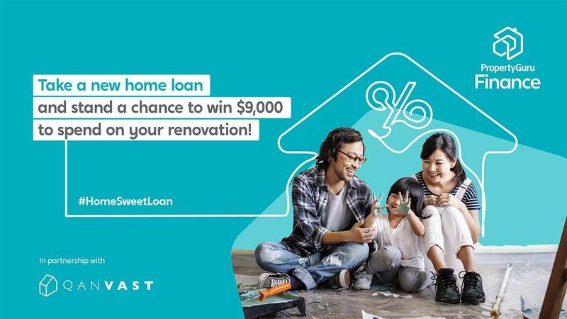 HomeSweetLoan Qanvast PropertyGuru Finance