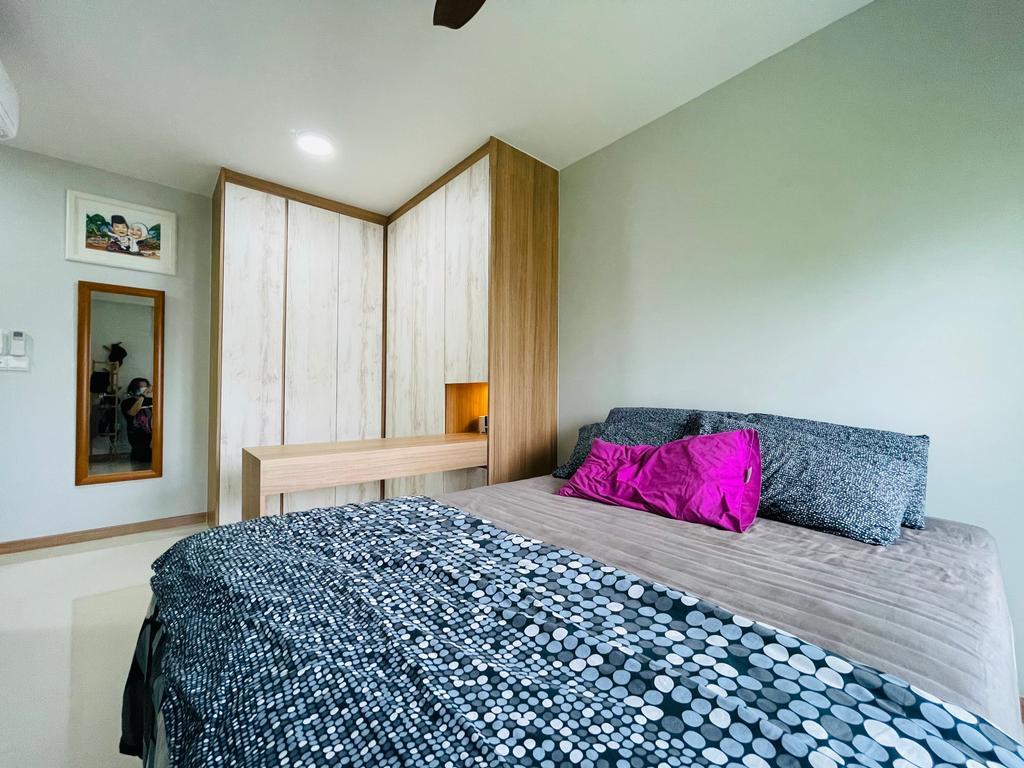 Modern, HDB, Bidadari Park Drive, Interior Designer, Des & Co Interior