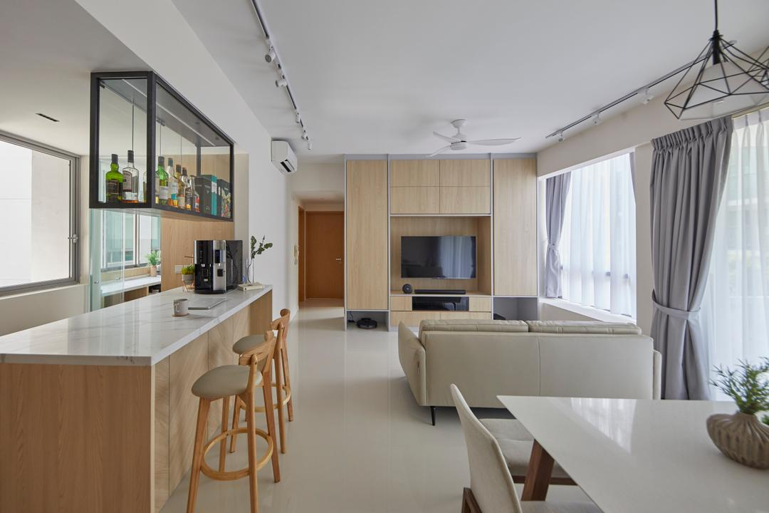 One North Residences by The Interior Lab