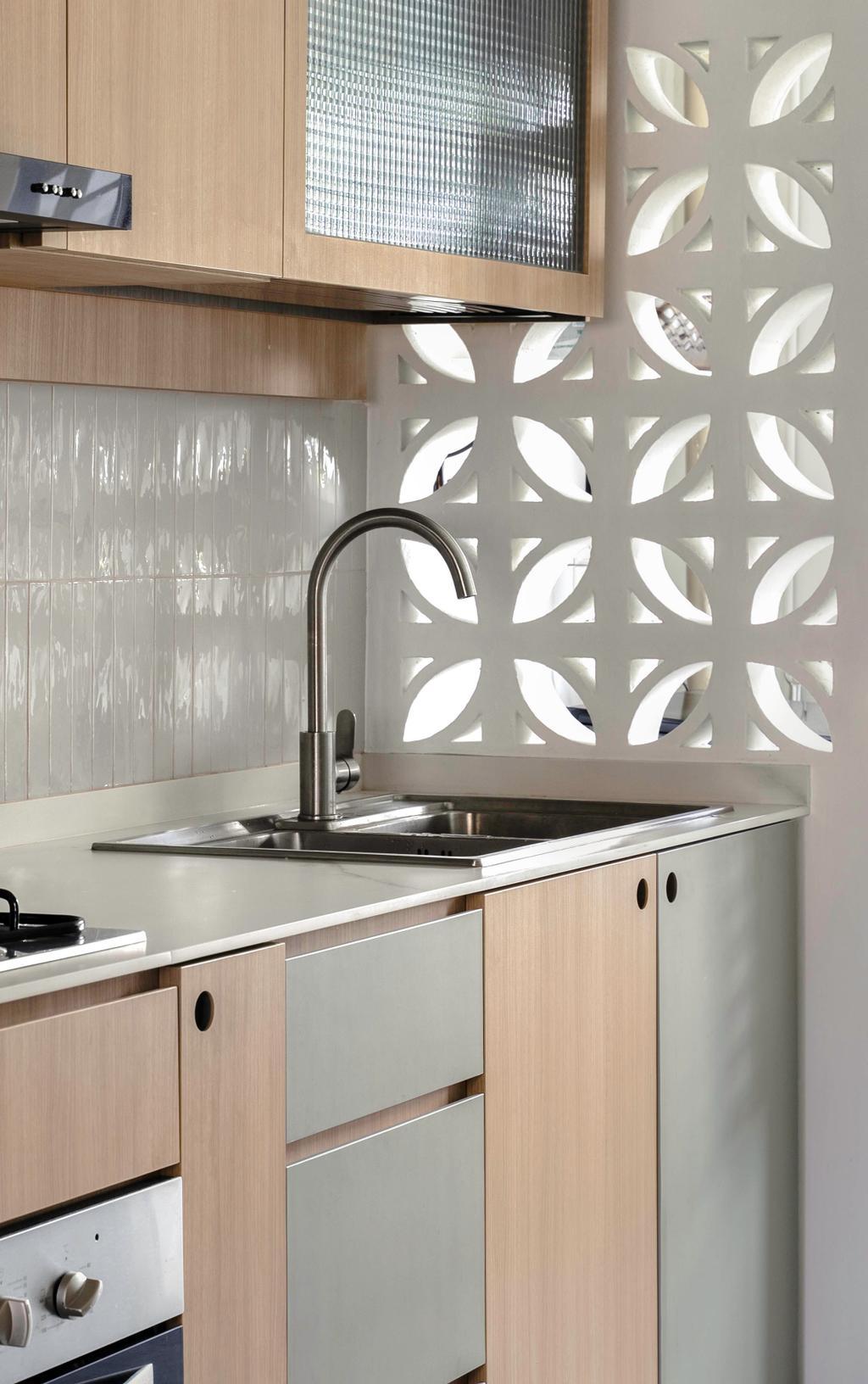 Modern, HDB, Kitchen, Jalan Bahagia, Interior Designer, Fifth Avenue Interior, Eclectic