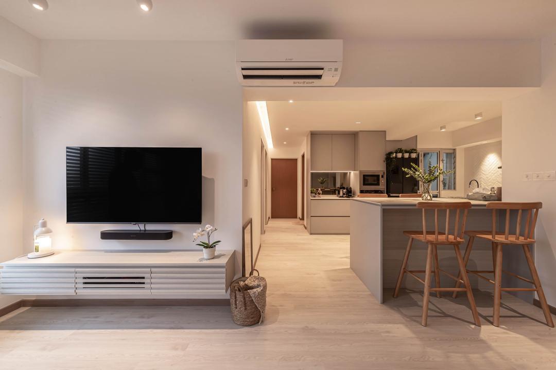 Ang Mo Kio Street 23 by Swiss Interior Design
