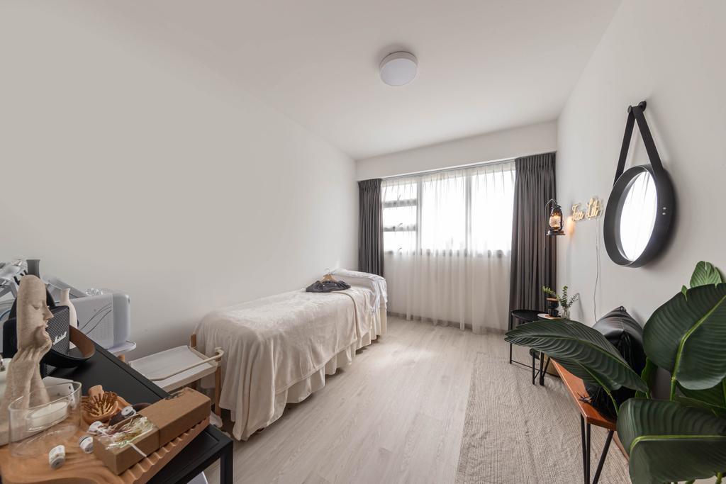 Scandinavian, HDB, Bedroom, Ang Mo Kio Street 23, Interior Designer, Swiss Interior Design