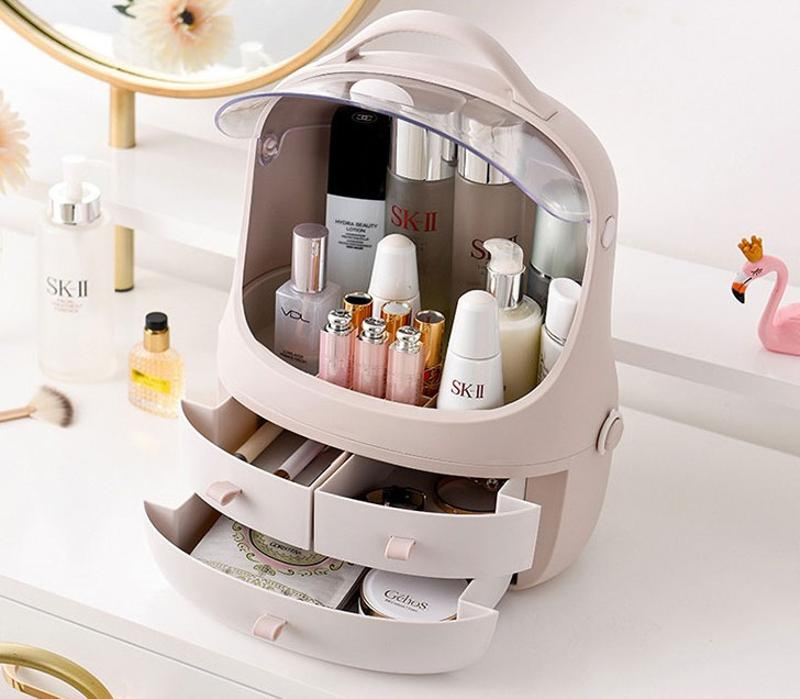 Home Organisation Items: Makeup Box