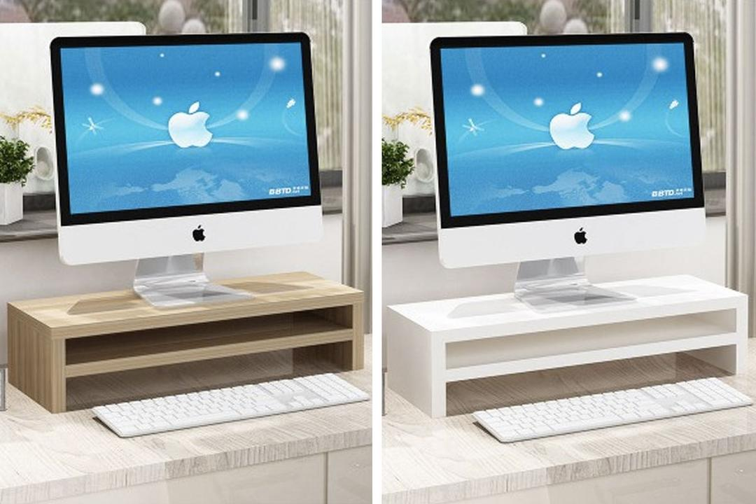 Home Organisation Items: Monitor Stand