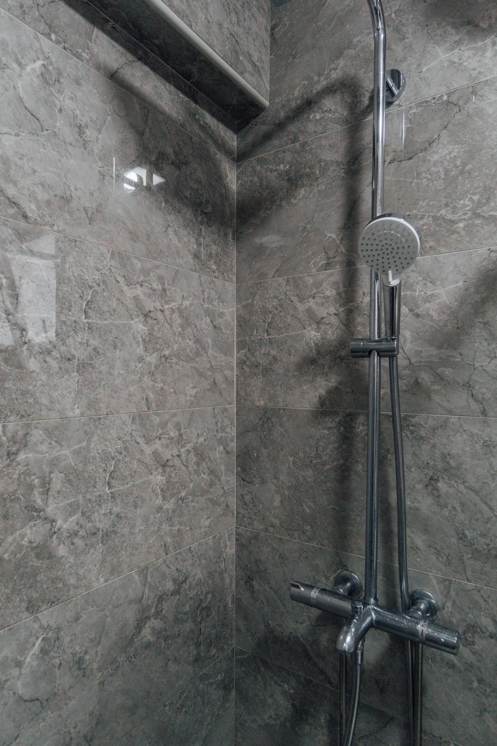 Contemporary, HDB, Bathroom, Woodlands Drive 60, Interior Designer, Le Interior Affairs