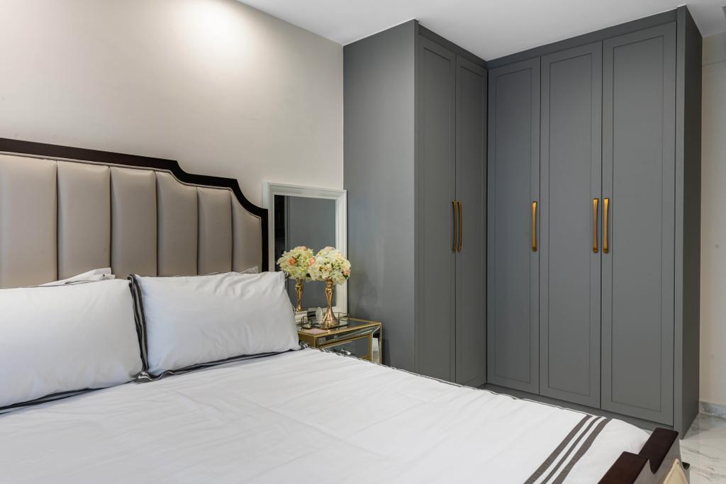 Contemporary, HDB, Bedroom, Tampines Street 85, Interior Designer, Tab Gallery