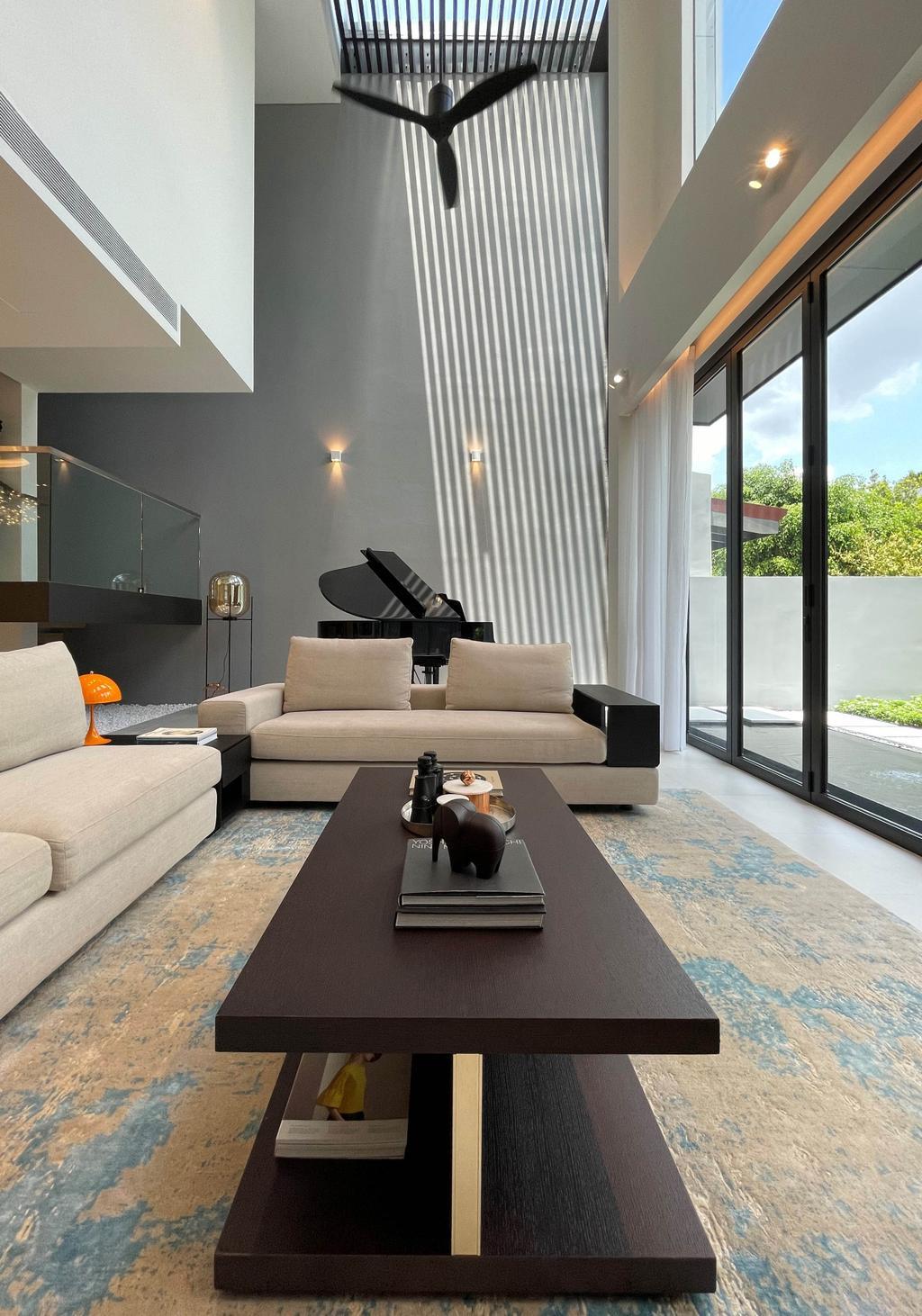 Contemporary, Landed, Sunset Terrace, Interior Designer, Kuhlmann International   The Modular Builder
