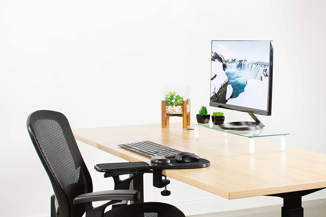 WFH Home Office items - detachable armrest