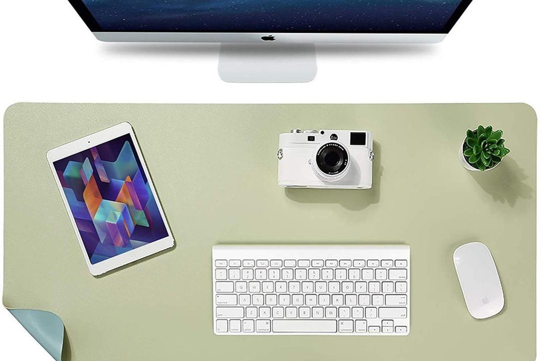 WFH Home Office items - desk mat