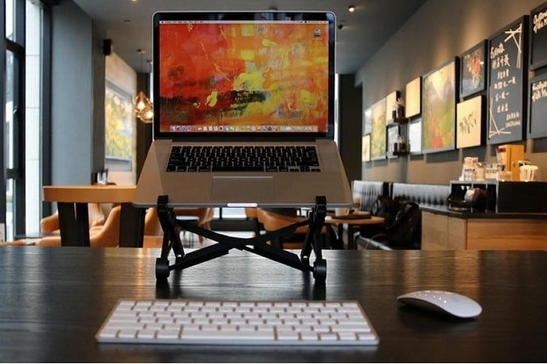 WFH Home Office items - Laptop stand
