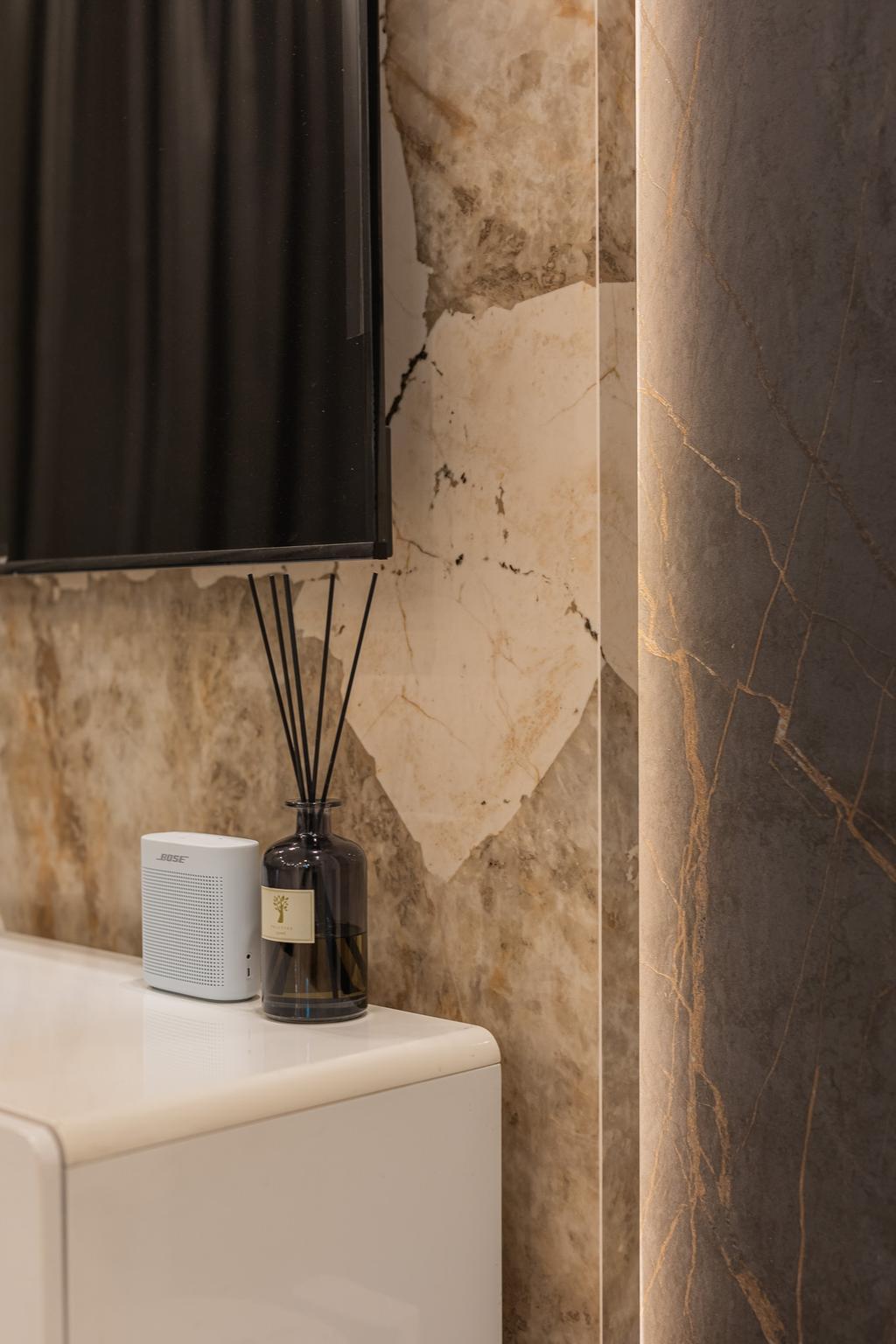 Contemporary, Condo, Living Room, Kovan Residences, Interior Designer, Place to Relax
