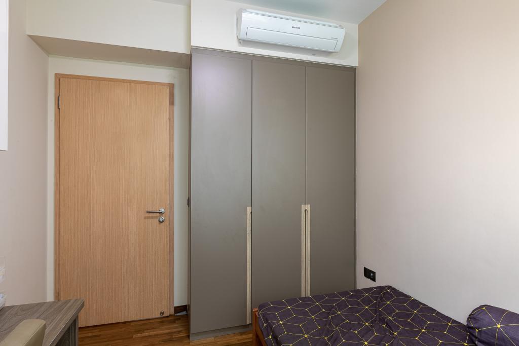 Contemporary, Condo, Bedroom, Kovan Residences, Interior Designer, Place to Relax