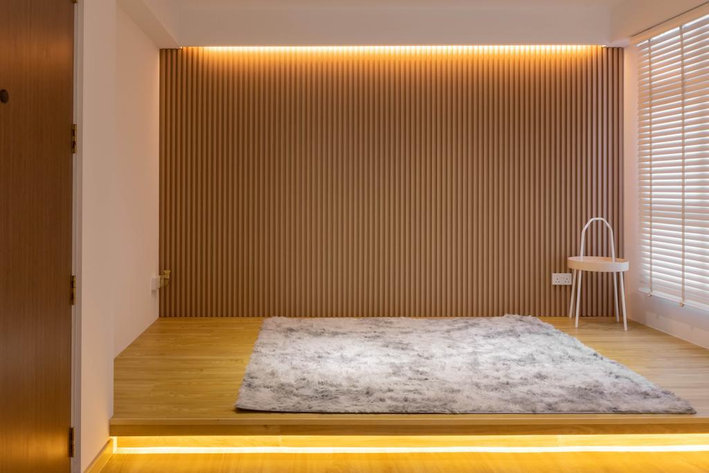 Scandinavian, HDB, Northshore Drive, Interior Designer, Design Identity