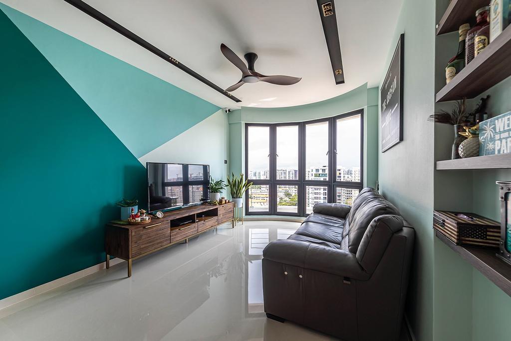 Contemporary, Condo, Fortune Jade, Interior Designer, Noble Interior Design