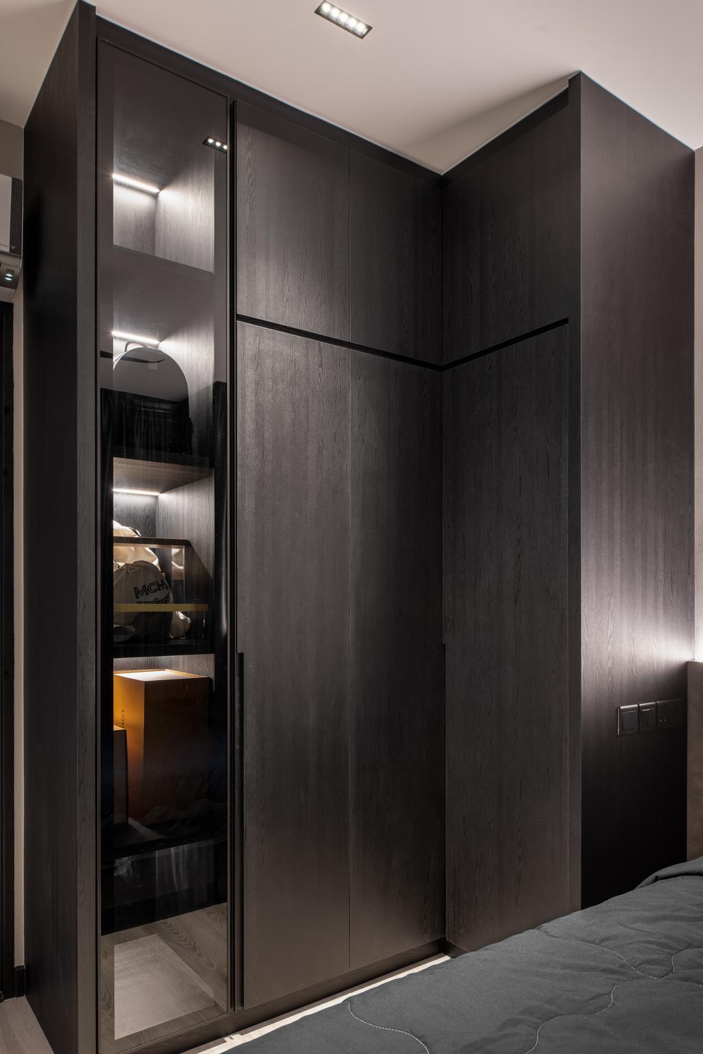 Contemporary, HDB, Bedroom, Yishun Ring Road, Interior Designer, The Local Project