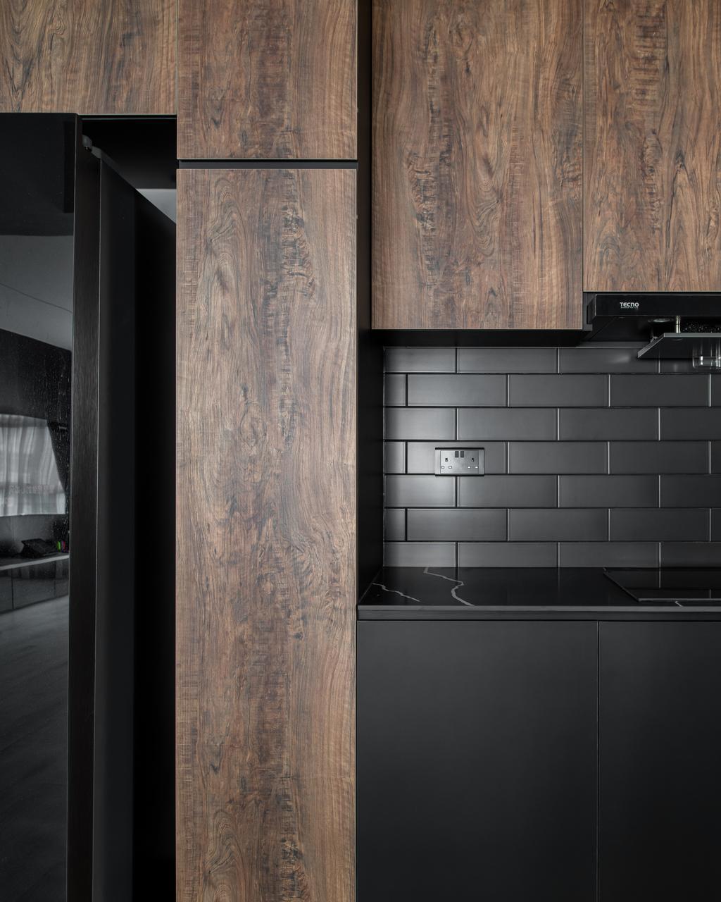 Contemporary, HDB, Kitchen, Yishun Ring Road, Interior Designer, The Local Project