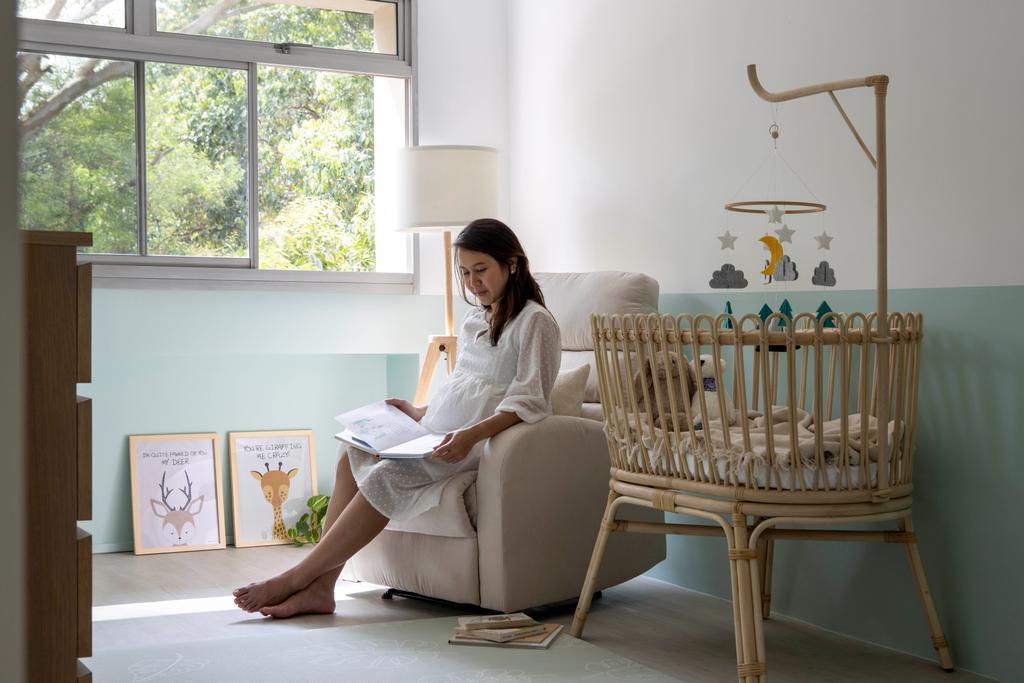 Scandinavian, HDB, Pasir Ris Street 71, Interior Designer, Lemonfridge Studio