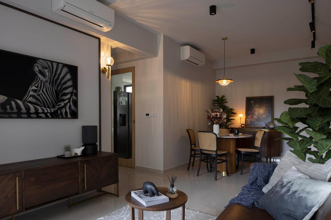 Hundred Palms Residences by Authors • Interior & Styling