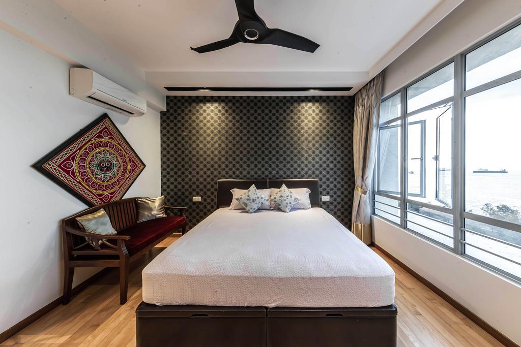 Contemporary, Condo, Bedroom, The Makena, Interior Designer, U-Home Interior Design, Transitional