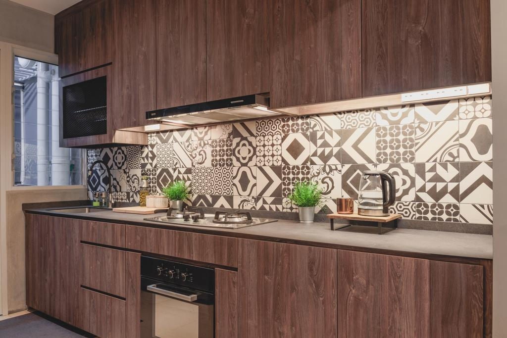 Contemporary, HDB, Kitchen, Bukit Batok West Avenue 6, Interior Designer, Chapter 3, Industrial