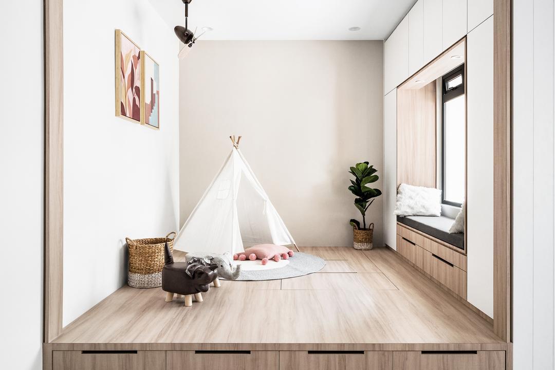 kid-friendly home