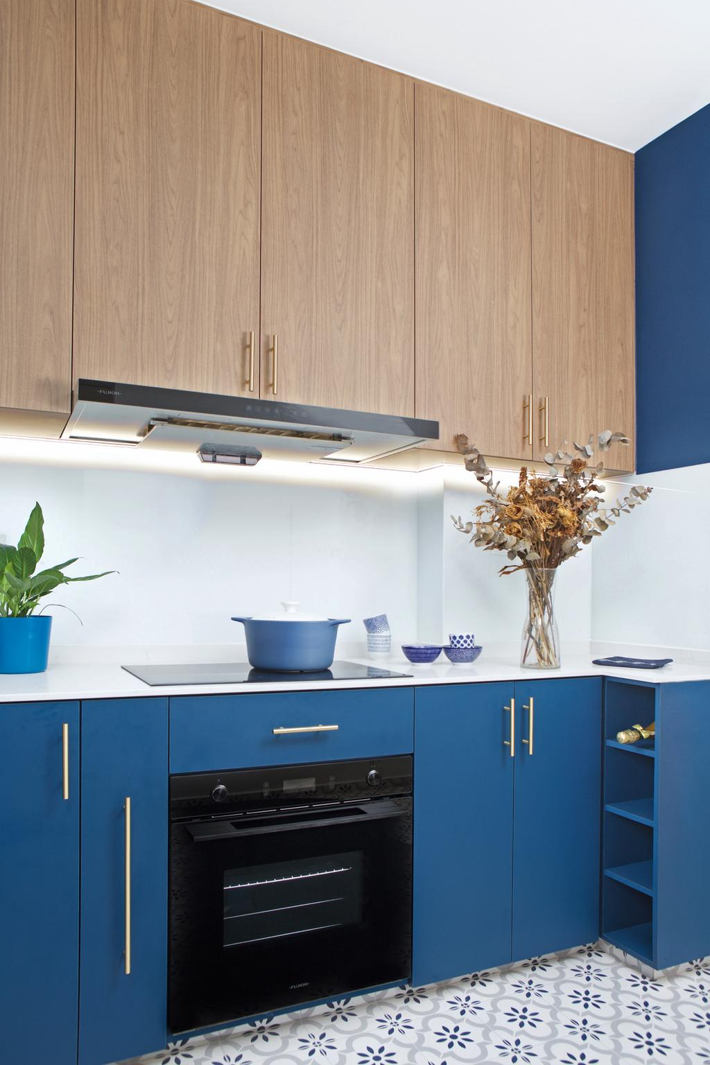 Eclectic, Condo, Kitchen, Dover Parkview, Interior Designer, IDesignerLab, Contemporary
