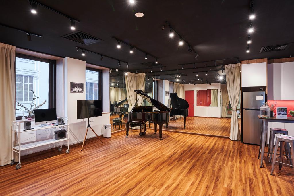 Stamford Road, Commercial, Interior Designer, IDesignerLab, Contemporary