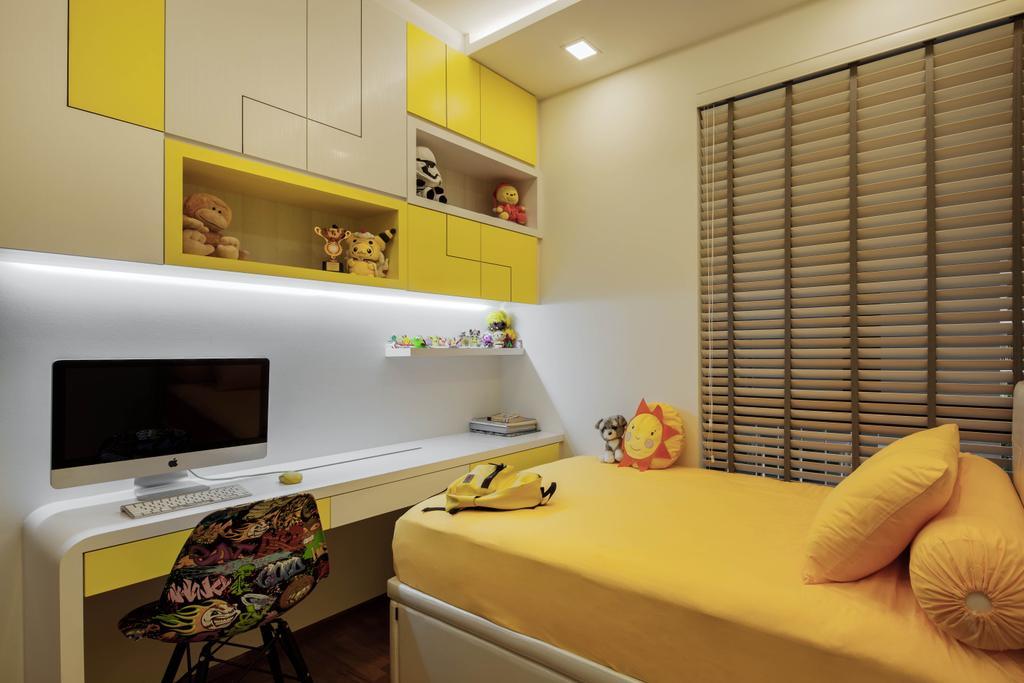 Contemporary, Condo, Bedroom, Parc Centros, Interior Designer, Editor Interior
