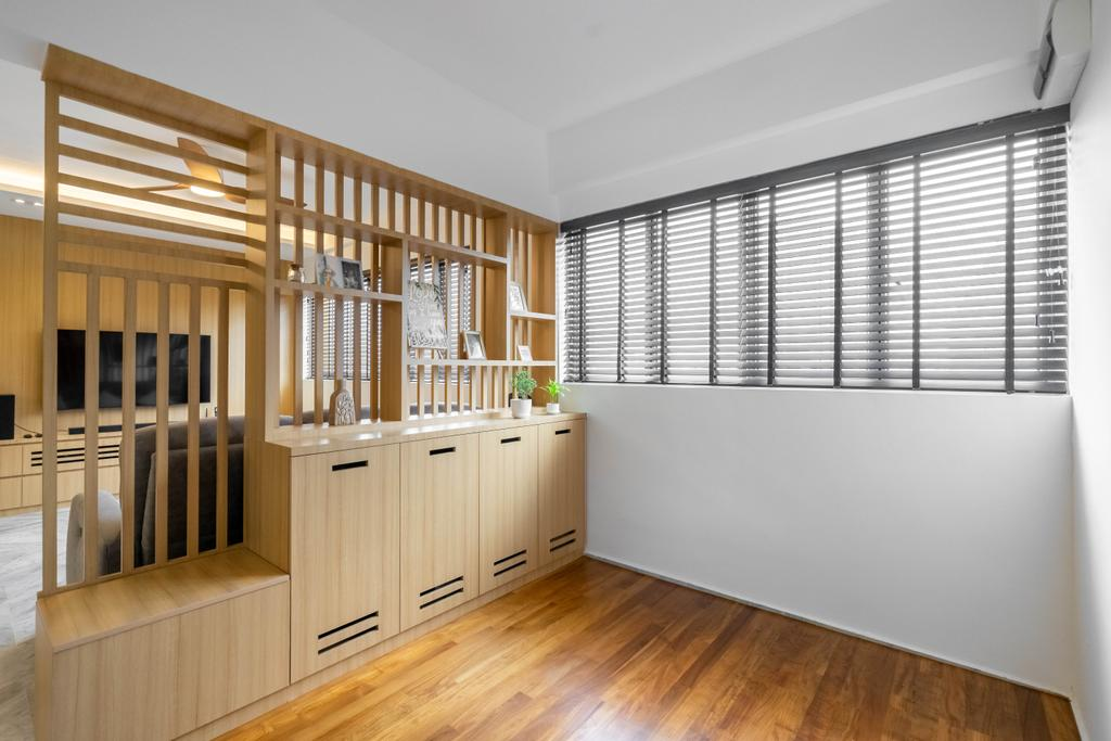 Contemporary, HDB, Living Room, Bishan Street 13, Interior Designer, Design 4 Space