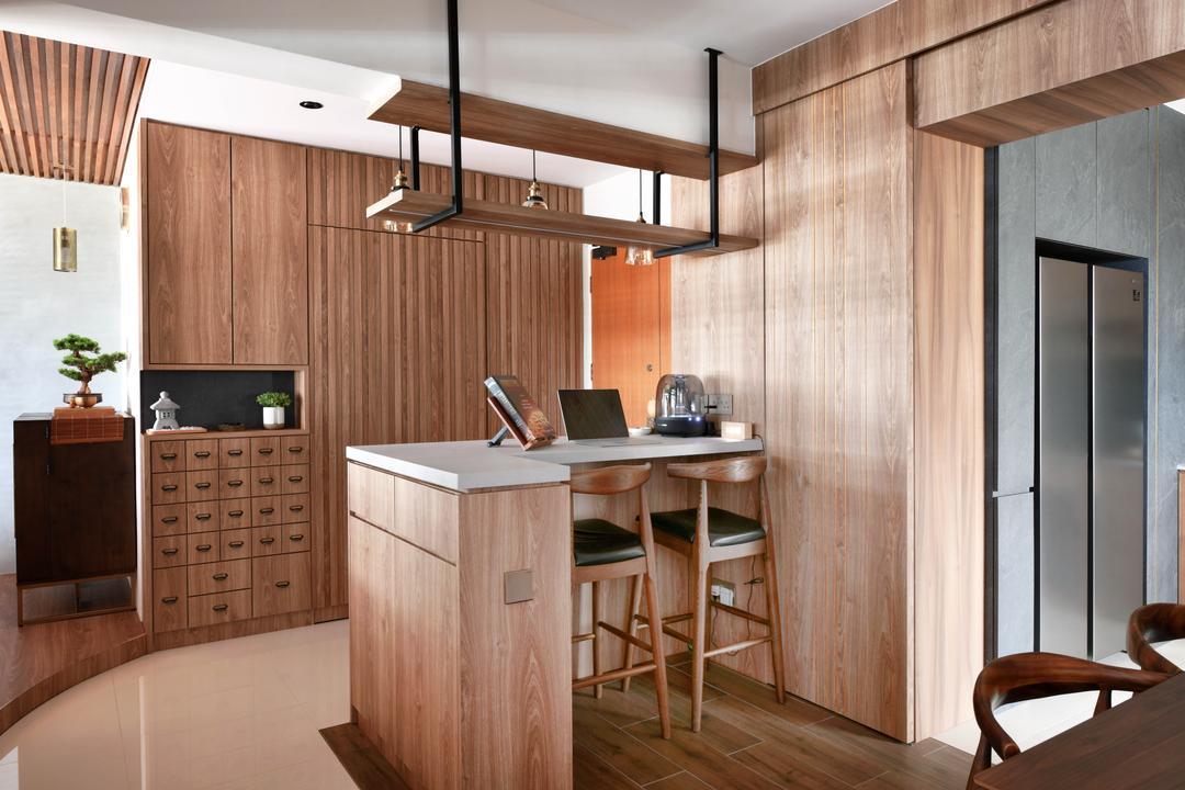 Canberra Crescent by 13th Design Studio