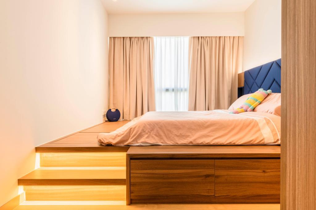 Contemporary, Condo, Bedroom, Northwave, Interior Designer, 13th Design Studio