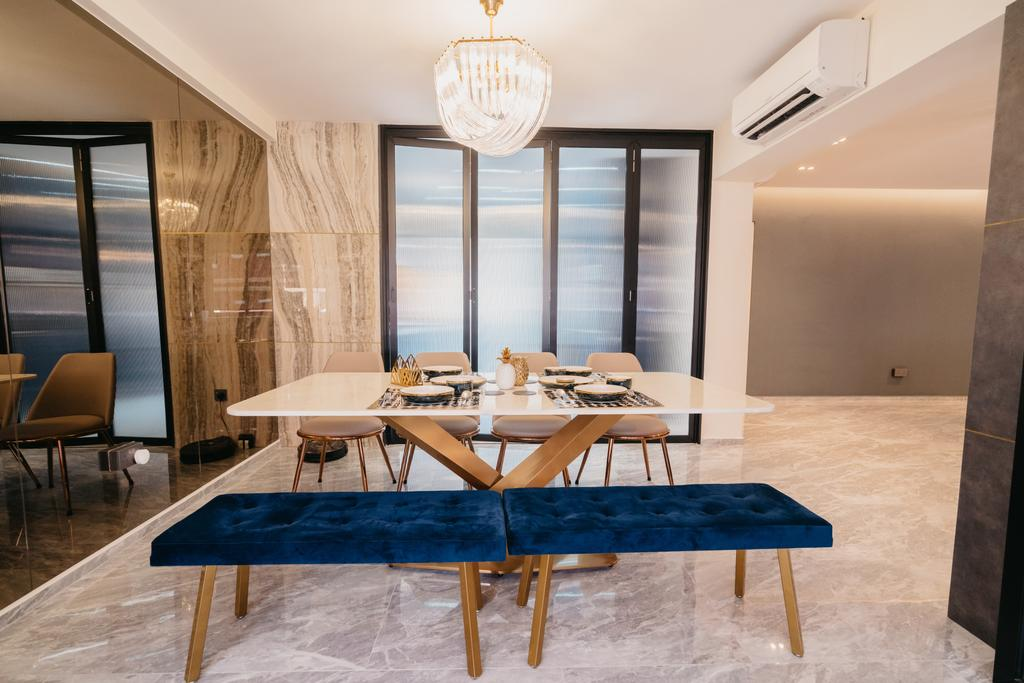 Contemporary, HDB, Tampines Street 82, Interior Designer, OTTOTTO