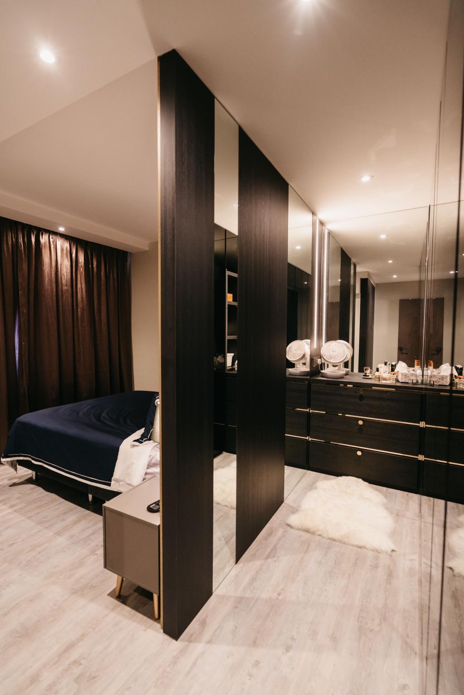 Contemporary, HDB, Bedroom, Tampines Street 82, Interior Designer, OTTOTTO