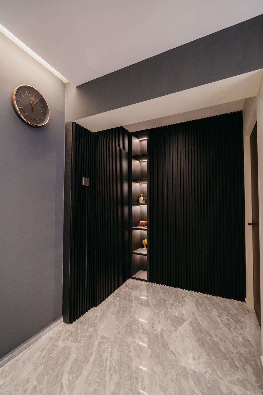 Contemporary, HDB, Living Room, Tampines Street 82, Interior Designer, OTTOTTO