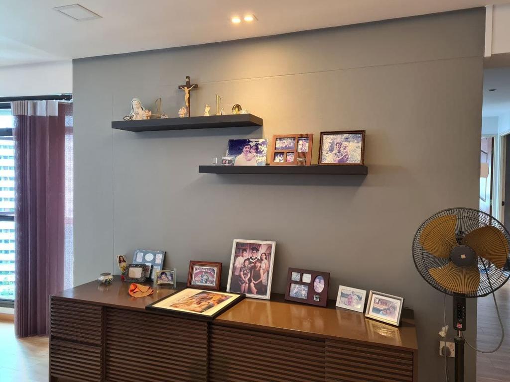 Contemporary, HDB, Living Room, Senja Road, Interior Designer, OTTOTTO