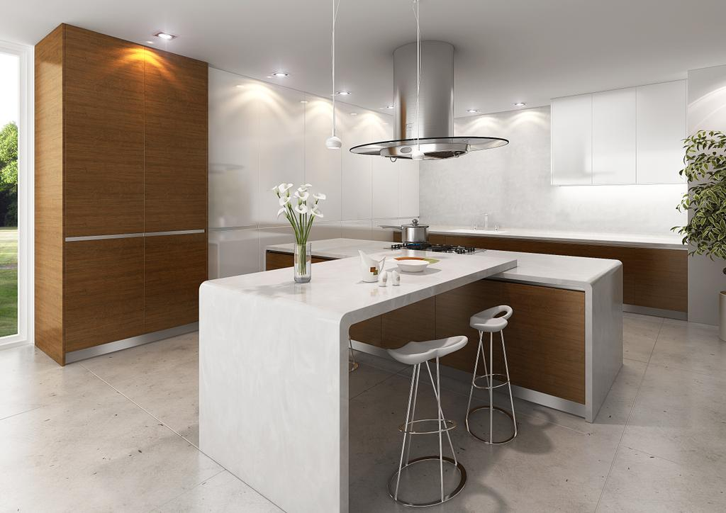 LG Hausys HI-MACS® by Luxx NewHouse Group 8
