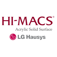 LG Hausys HI-MACS® by Luxx NewHouse Group