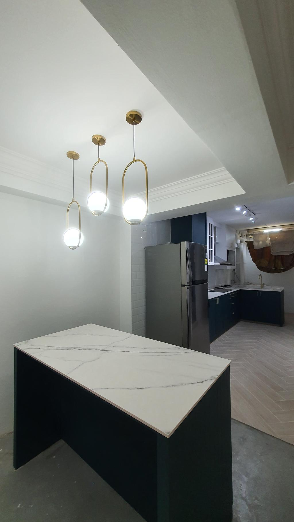 Contemporary, HDB, Kitchen, Canberra Road, Interior Designer, Our Interior, Scandinavian