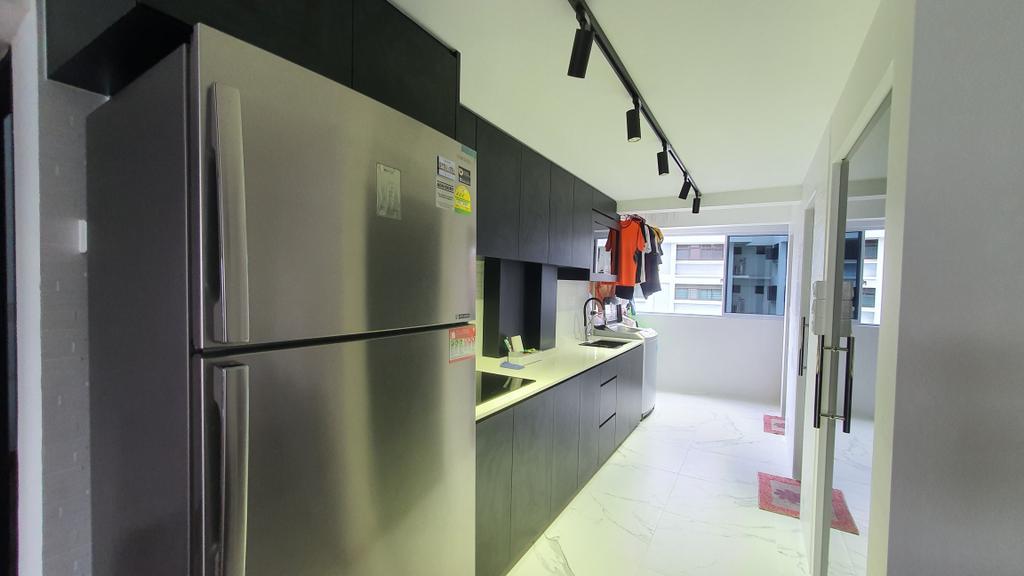 Contemporary, HDB, Kitchen, Lorong 2 Toa Payoh, Interior Designer, Our Interior