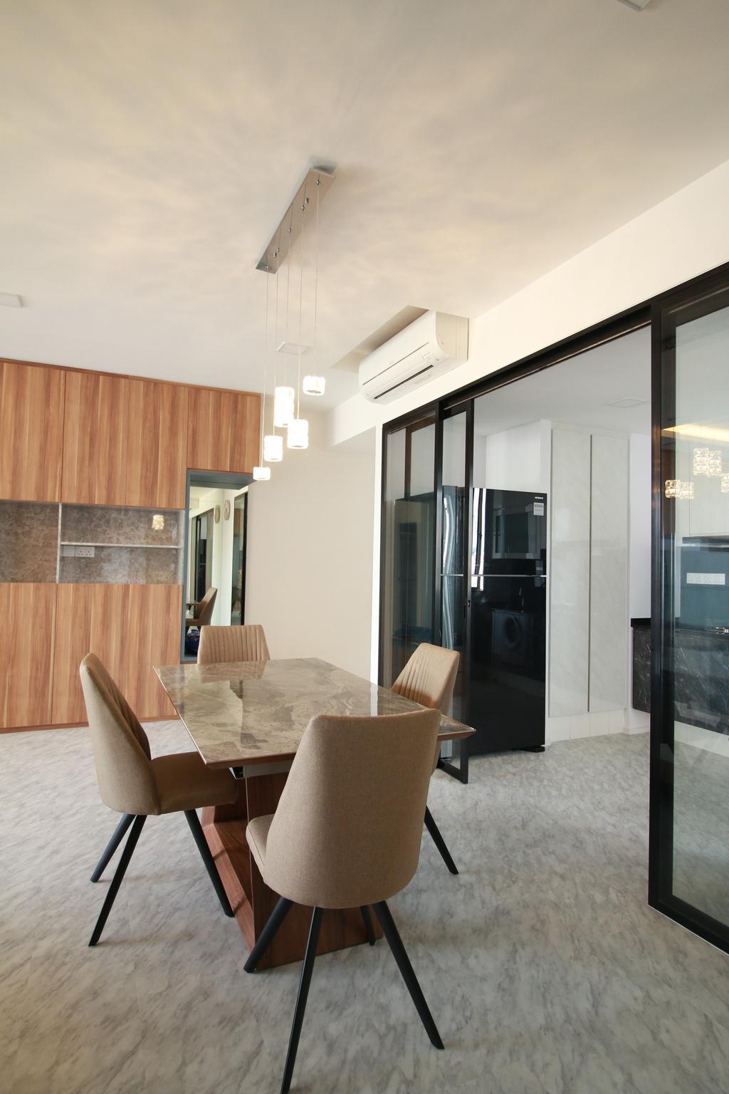Contemporary, Condo, Dining Room, Kerrisdale, Interior Designer, Our Interior